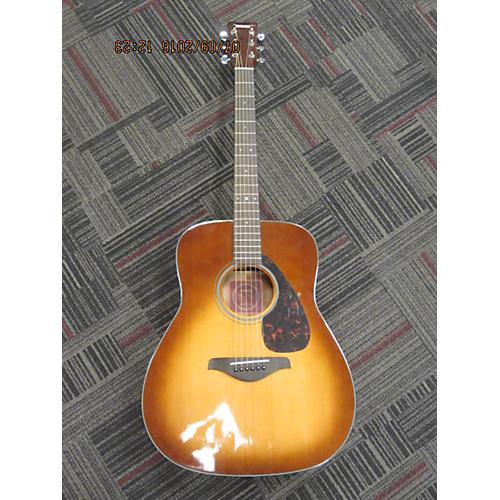 Yamaha FG710S Acoustic Guitar-thumbnail