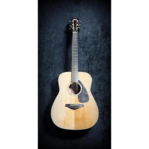 Yamaha FG710S SOLID TOP Acoustic Guitar-thumbnail
