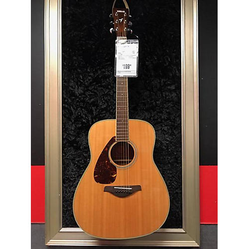 Yamaha FG720S Left Handed Acoustic Guitar