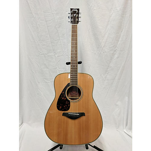 Yamaha FG720S Left Handed Acoustic Guitar-thumbnail