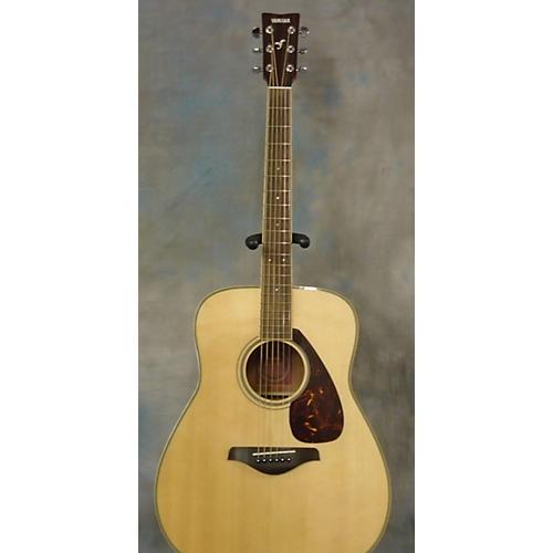 Yamaha FG720S W/CUSTOM PICKUP Acoustic Electric Guitar-thumbnail
