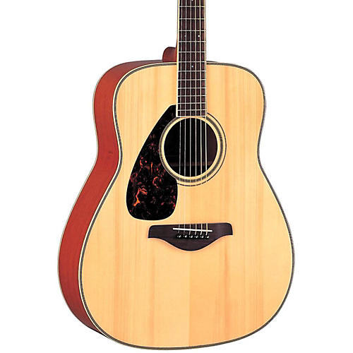 Yamaha FG720SL Left-Handed Folk Acoustic Guitar-thumbnail