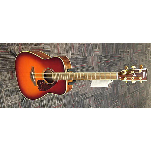 Yamaha FG735S Acoustic Guitar-thumbnail