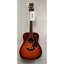 Yamaha FG735S Acoustic Guitar