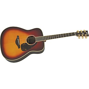 Guitarcenter Yamaha Fg Folk Acoustic Guitar Gc
