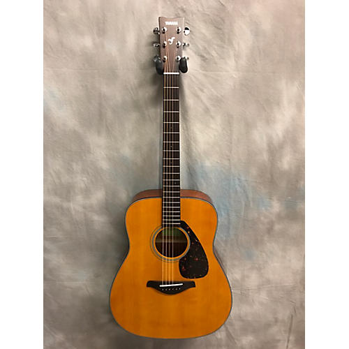 Yamaha FG800 Acoustic Guitar-thumbnail