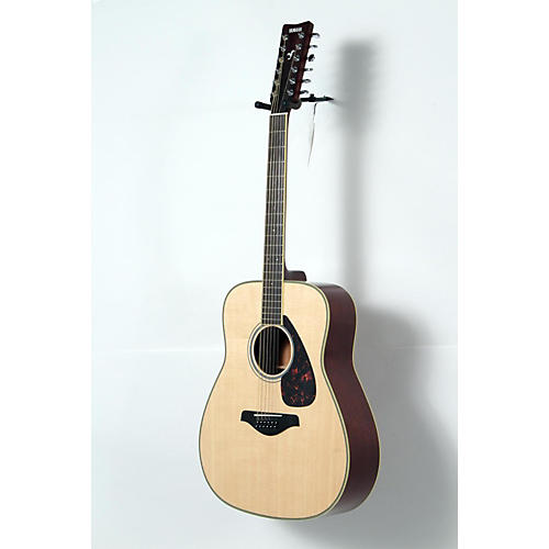 Blemished yamaha fg820 12 dreadnought 12 string acoustic for Yamaha fg820 review