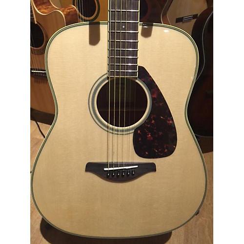 Yamaha FG820 Acoustic Guitar-thumbnail
