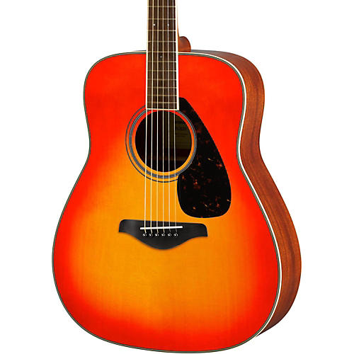 Yamaha FG820 Dreadnought Acoustic Guitar-thumbnail