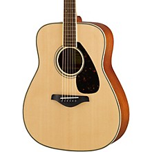 FG820 Dreadnought Acoustic Guitar Natural