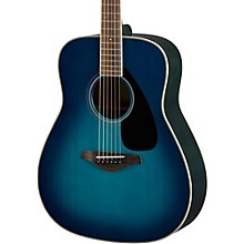 FG820 Dreadnought Acoustic Guitar Sunset Blue