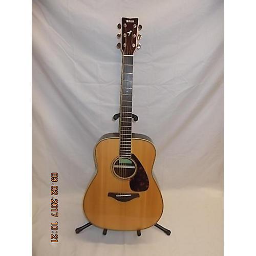 Yamaha FG830 Acoustic Guitar-thumbnail