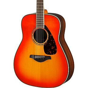 Yamaha fg830 dreadnought acoustic guitar guitar center for Yamaha fs 310 guitar