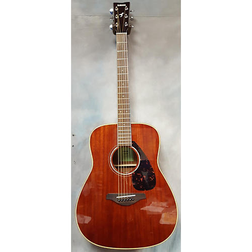 Yamaha FG850 Acoustic Guitar-thumbnail