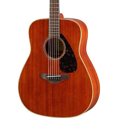 Yamaha FG850 Dreadnought Acoustic Guitar-thumbnail