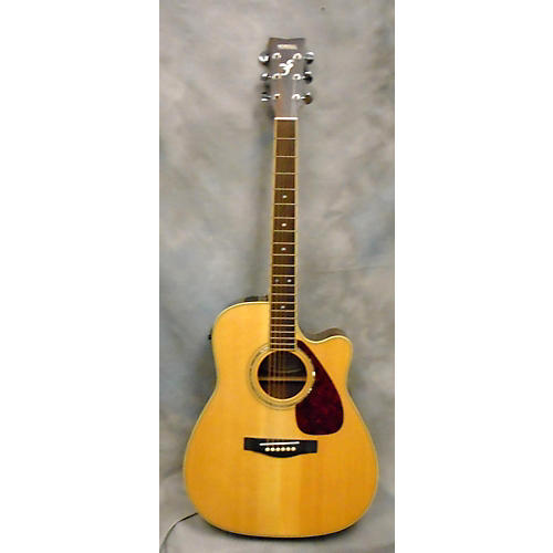 Yamaha FGX-04 LTD Acoustic Guitar-thumbnail
