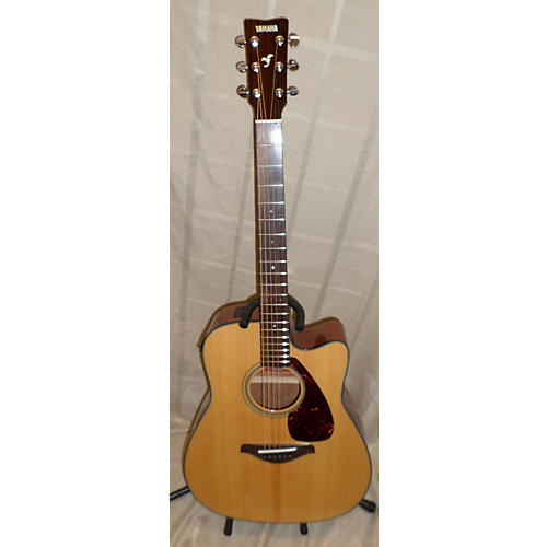 Yamaha FGX700SC Acoustic Electric Guitar-thumbnail