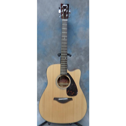 Yamaha FGX700SC Acoustic Electric Guitar-thumbnail