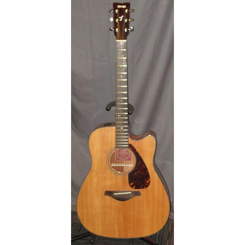Yamaha FGX700SC Acoustic Electric Guitar Natural