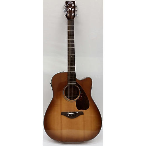 Yamaha FGX700SC Acoustic Electric Guitar
