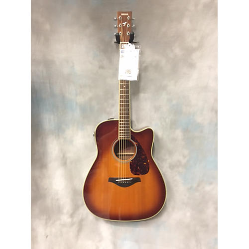 Yamaha FGX720 SCA Acoustic Electric Guitar