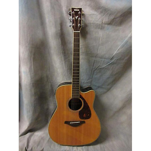 Yamaha FGX730SC Acoustic Electric Guitar-thumbnail