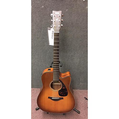 Yamaha FGX800C Acoustic Electric Guitar