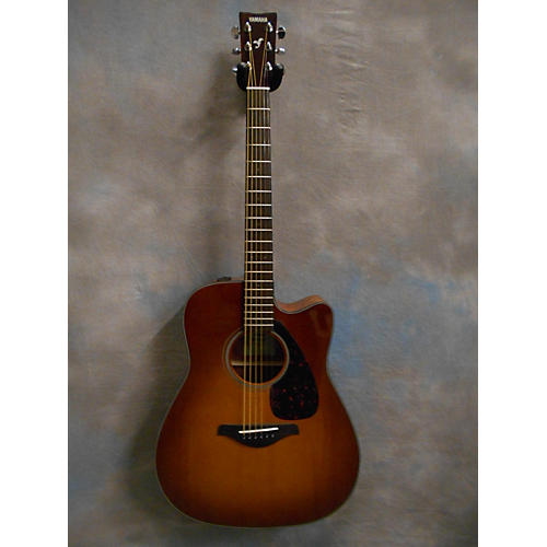 Yamaha FGX800C Acoustic Electric Guitar