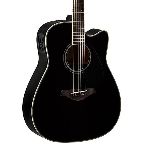 Yamaha FGX820C Dreadnought Acoustic-Electric Guitar-thumbnail