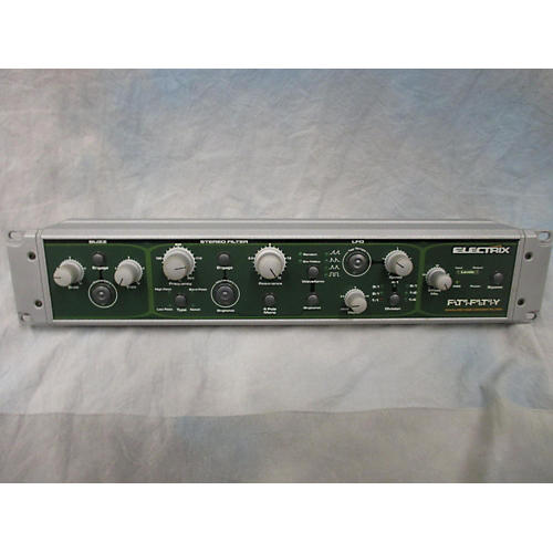 Electrix FILTER FILTER FACTORY Signal Processor