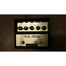 A/DA Amplification FINAL PHASE Effect Pedal