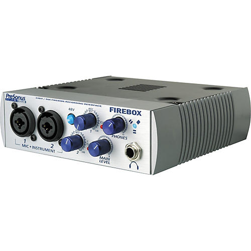 Presonus FIREBOX 24-bit/96kHz FireWire Recording System