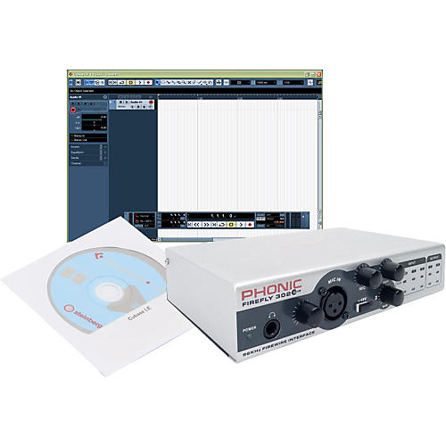 Phonic FIREFLY 302 PLUS Portable Firewire Interface