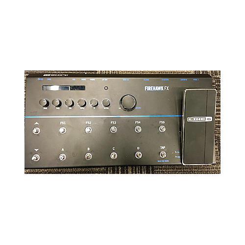 Line 6 FIREHAWK GTR MULTI FX PEDAL Effect Processor