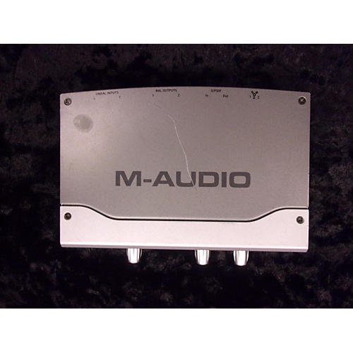 M-Audio FIREWIRE SOLO Audio Interface-thumbnail
