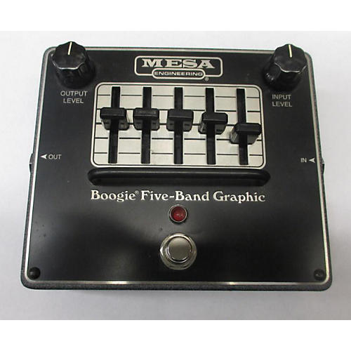 Mesa Boogie FIVE BAND EQ Pedal