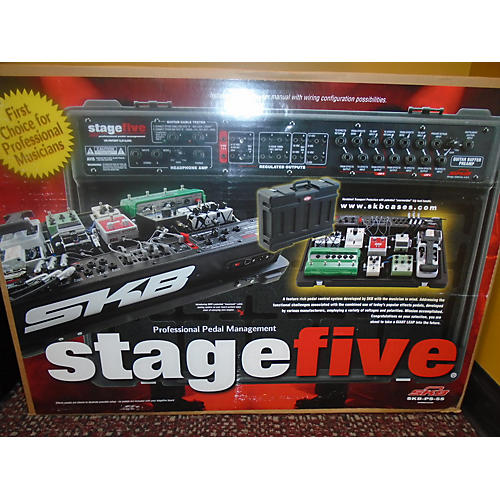 SKB FIVE STAGE Pedal Board-thumbnail