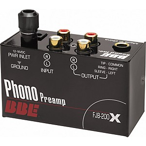BBE FJB-200X Phono Preamp by BBE