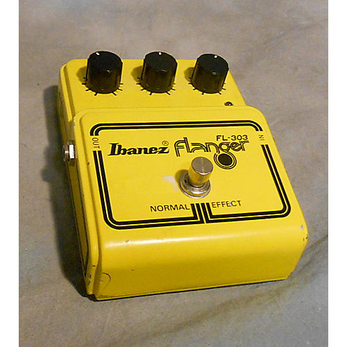 Ibanez FL-303 Flanger Effect Pedal-thumbnail