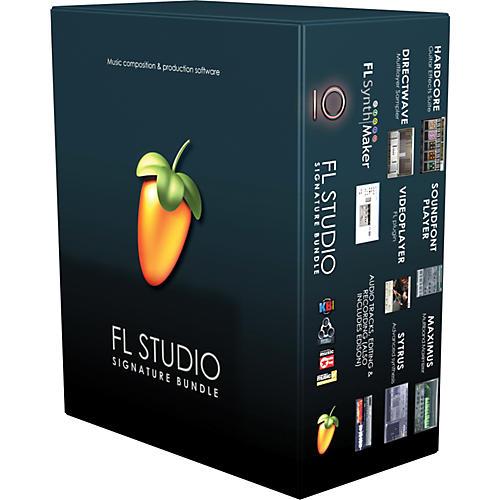 Image Line FL Studio 10 Signature Bundle Edu 5-User-thumbnail