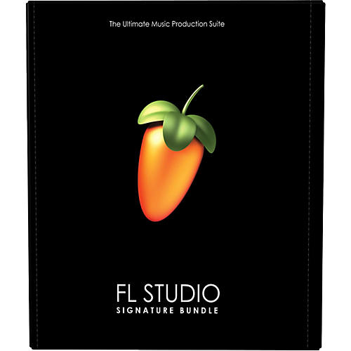 Image Line FL Studio 9 Signature Bundle
