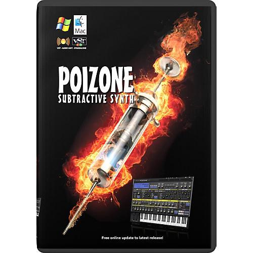 Image Line FL Studio Poizone Subtractve Synth Software