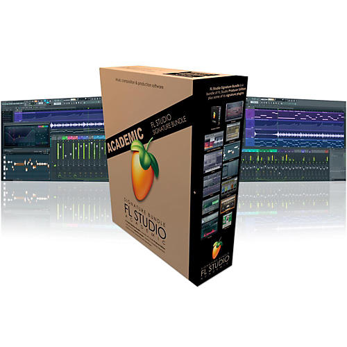 Image Line FL Studio Signature - Academic Edition-thumbnail