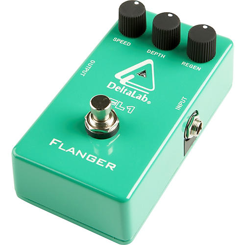 Deltalab FL1 Flanger Guitar Effects Pedal-thumbnail