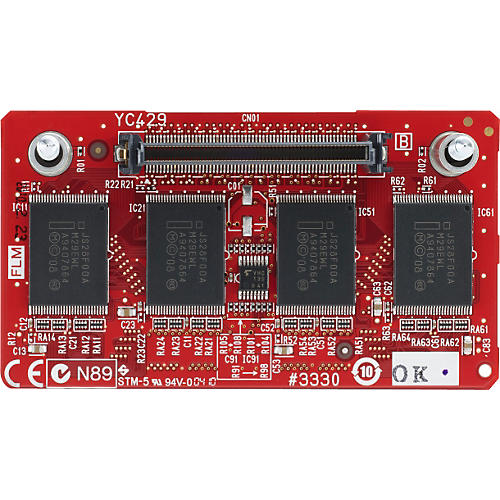 Yamaha FL512M Flash Memory Expansion Module