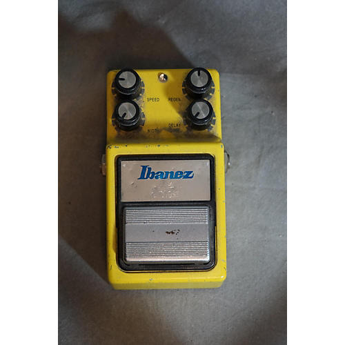 Ibanez FL9 Flanger Modulation Yellow Effect Pedal