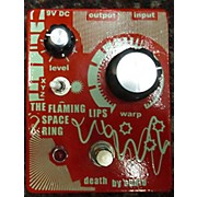 Death By Audio FLAMING LIPS SPACE RING Effect Pedal