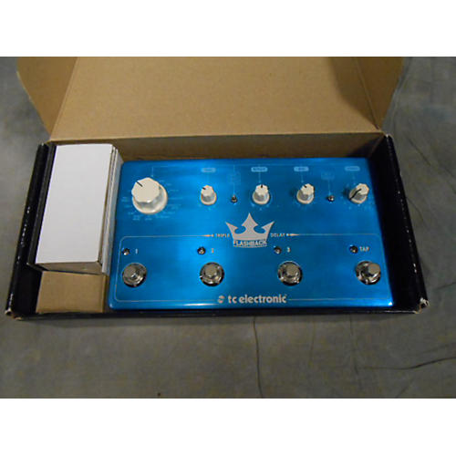 TC Electronic FLASHBACK III Effect Pedal