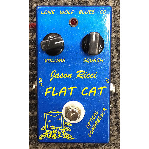 In Store Used FLAT CAT Effect Pedal