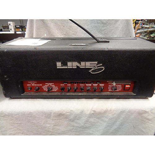Line 6 FLEXTONE HD Solid State Guitar Amp Head